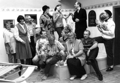 1997: Die Junggesellenfalle
