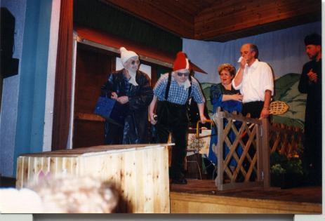 1995: Zwei wie Don Camillo und Peppone