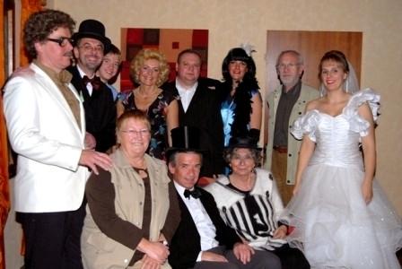 2008: Und das am Hochzeitsmorgen