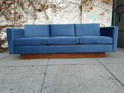 Mid Century Modern Floating Sofa