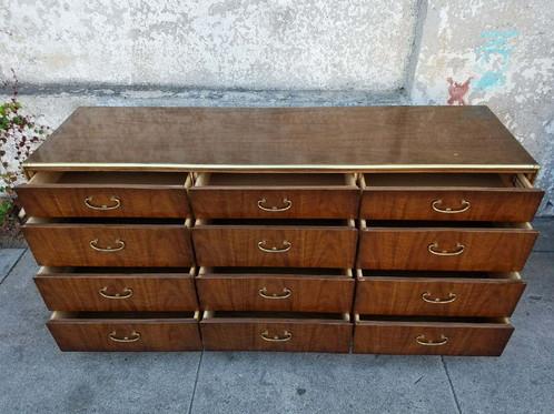 Vintage Drawer Dresser By Jack Cartwright For A Founders - Cartwright furniture