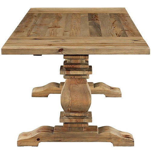 Old World Modern Dining Table