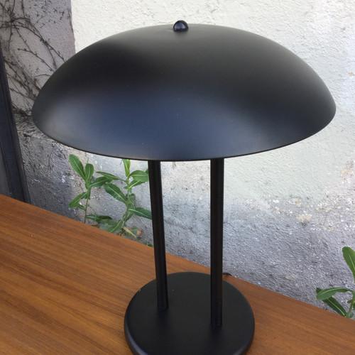 Black Mushroom Table Lamp