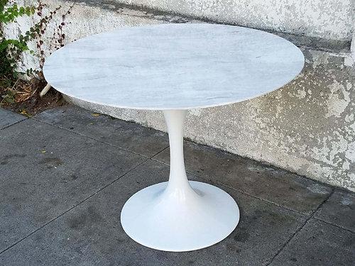 Modern Marble Tulip Table