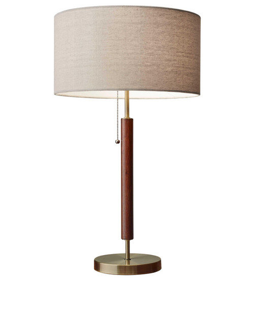 Mid Century Modern Table Lamp 26 25 Height 15 Width