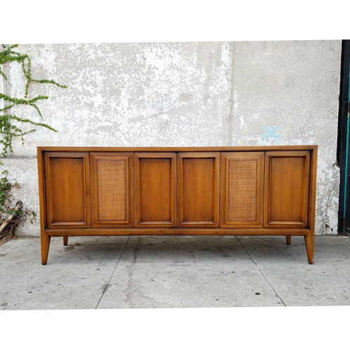 vintage mid century buffet credenza by century furniture
