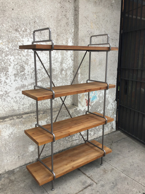 shelving two large products industrial of set shelf square the units shelves farthing