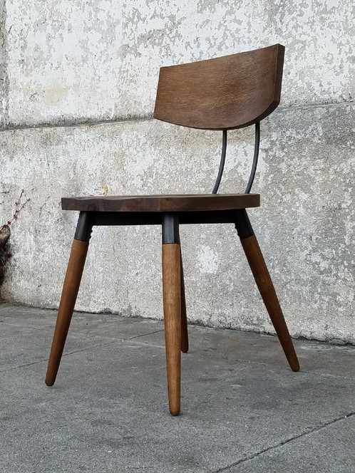 """Modern Furniture New Orleans new orleans""""industrial modern dining chairs 