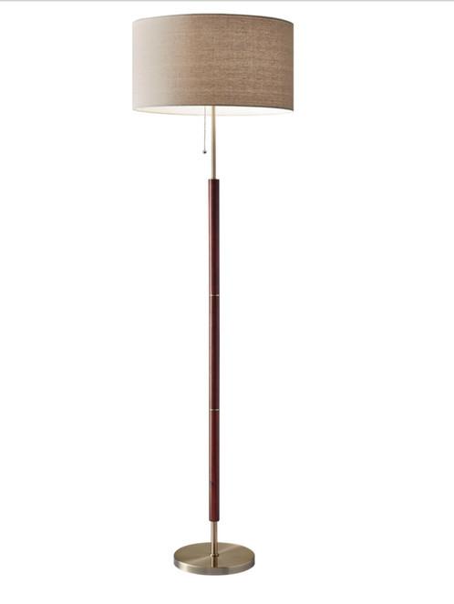 mid century modern floor lamp 19diameter x 655height - Mid Century Modern Floor Lamp
