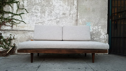 Beautiful Mid Century Daybed Sofa