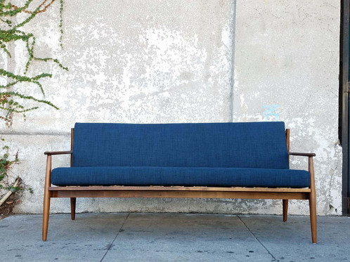Navy Blue Copenhagen Sofa