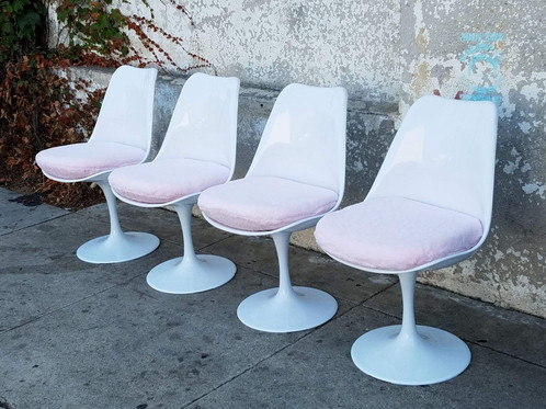 Plush Cotton Candy Faux Fur Swivel Chair. SKU: Vin56433. $ 250.00