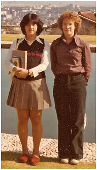 Lee and Yasuko 1974.jpg