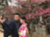 Kitanotenmangu Chinese tourists.jpg