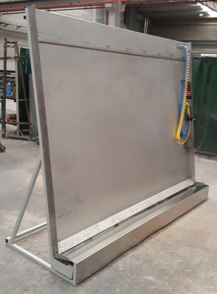 Manual Washer Screen Printing Plates