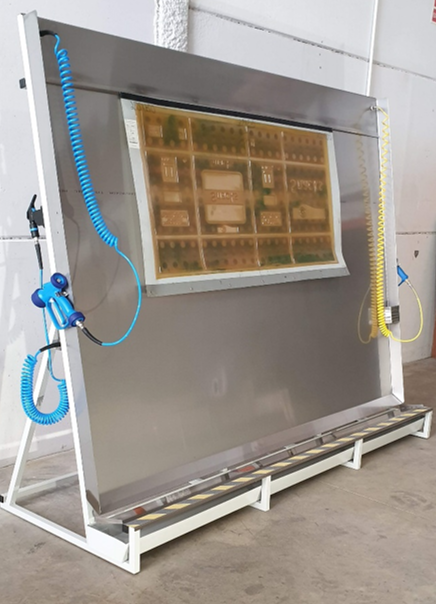 Manual Washer Screen