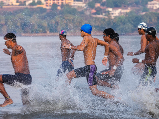 Things to Do in Goa: Triathlon