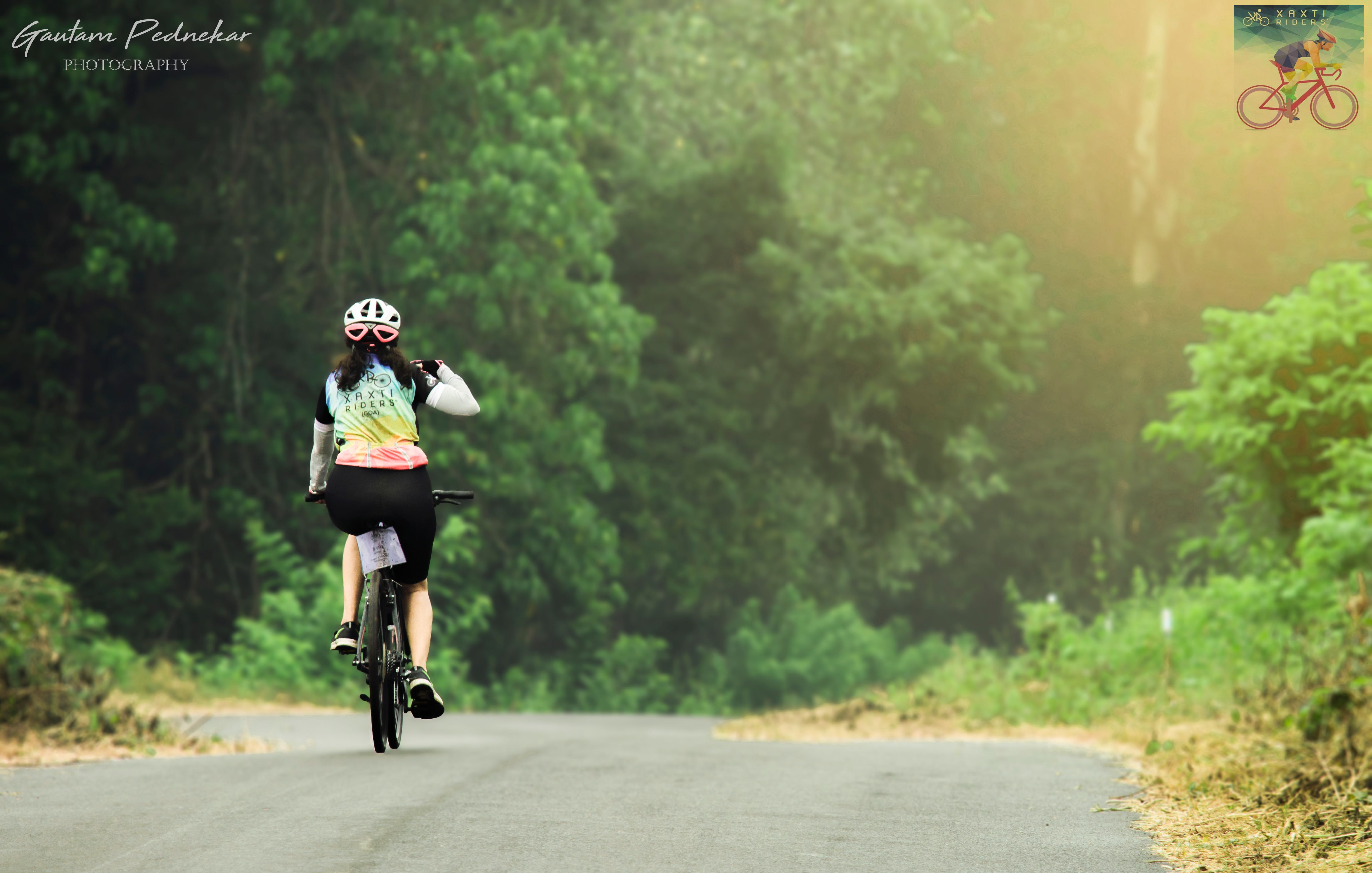 South Goa cycling