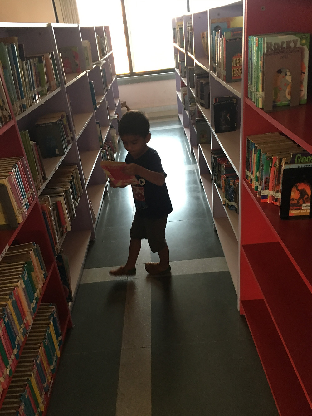 South Goa Library