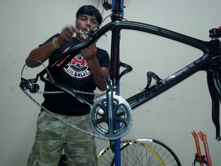 South Goa's Cycle Doctor