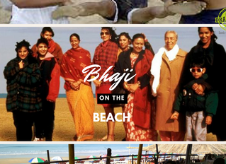 Bhaji on the Beach!
