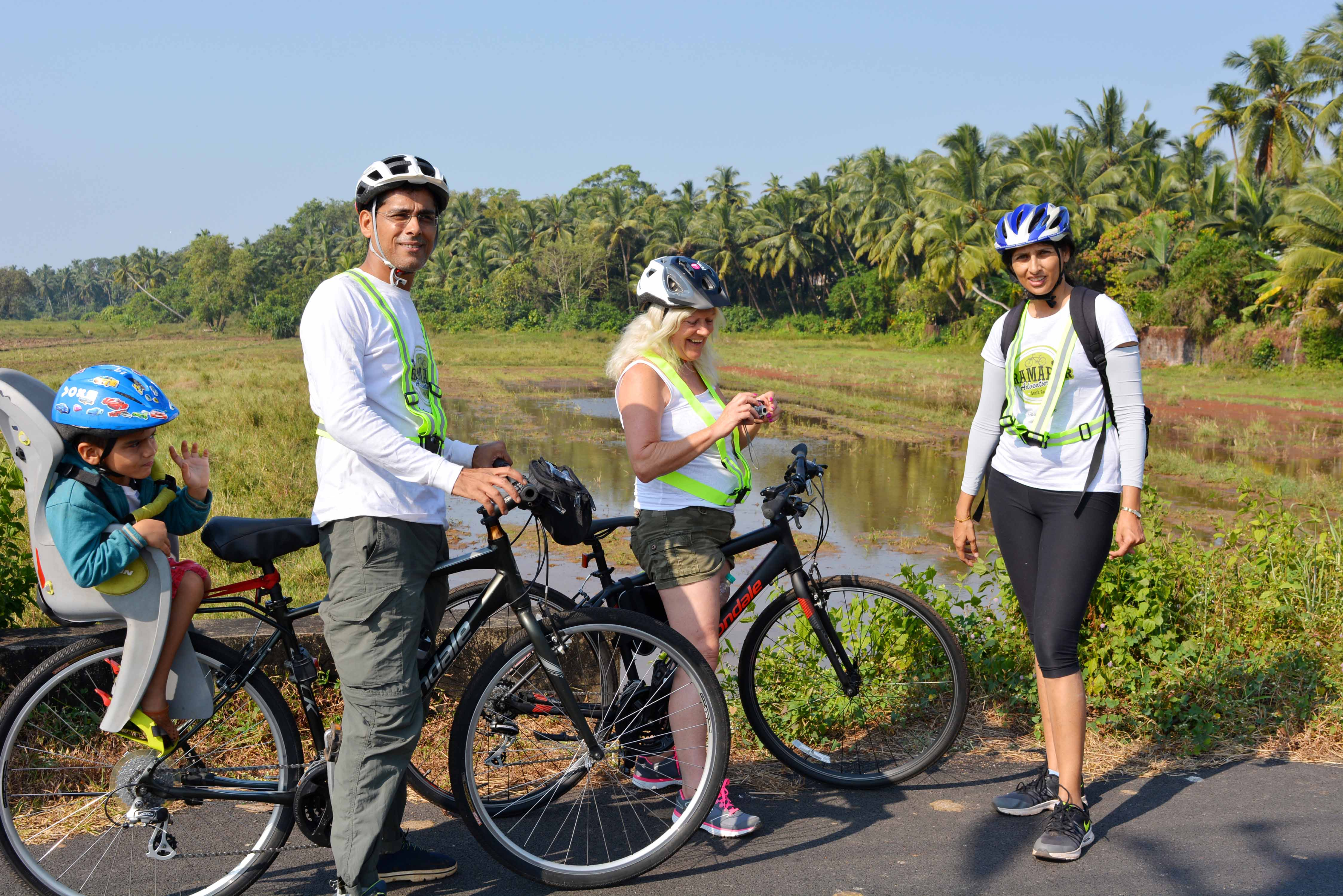 South Goa cycling 3