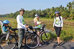 South Goa cycling