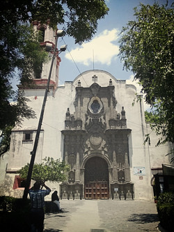 Parish of Azcapotzalco