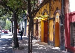 Street of Azcapotzalco