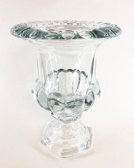 Glas Pokal D15,5cm H20cm