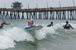 2015 Gidget Surfing