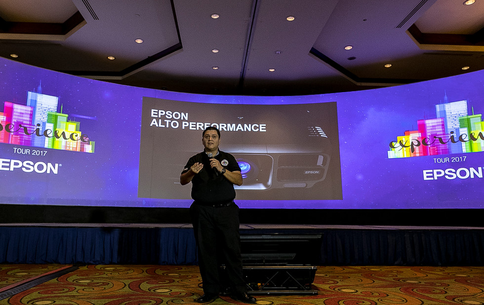 EPSON EXPERIENCE DAY