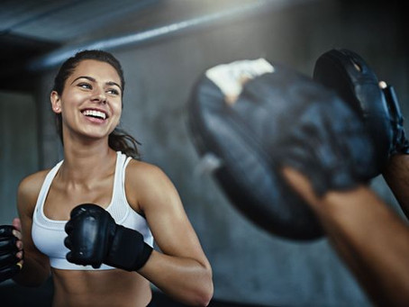 Private Boxing Lessons