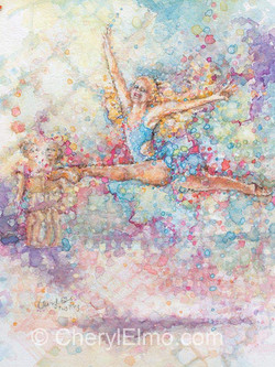The Gymnast (SOLD)