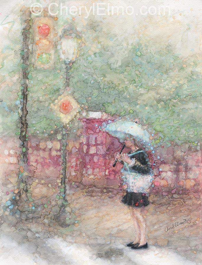 Rain (SOLD)