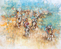Rounding the Bend (SOLD)