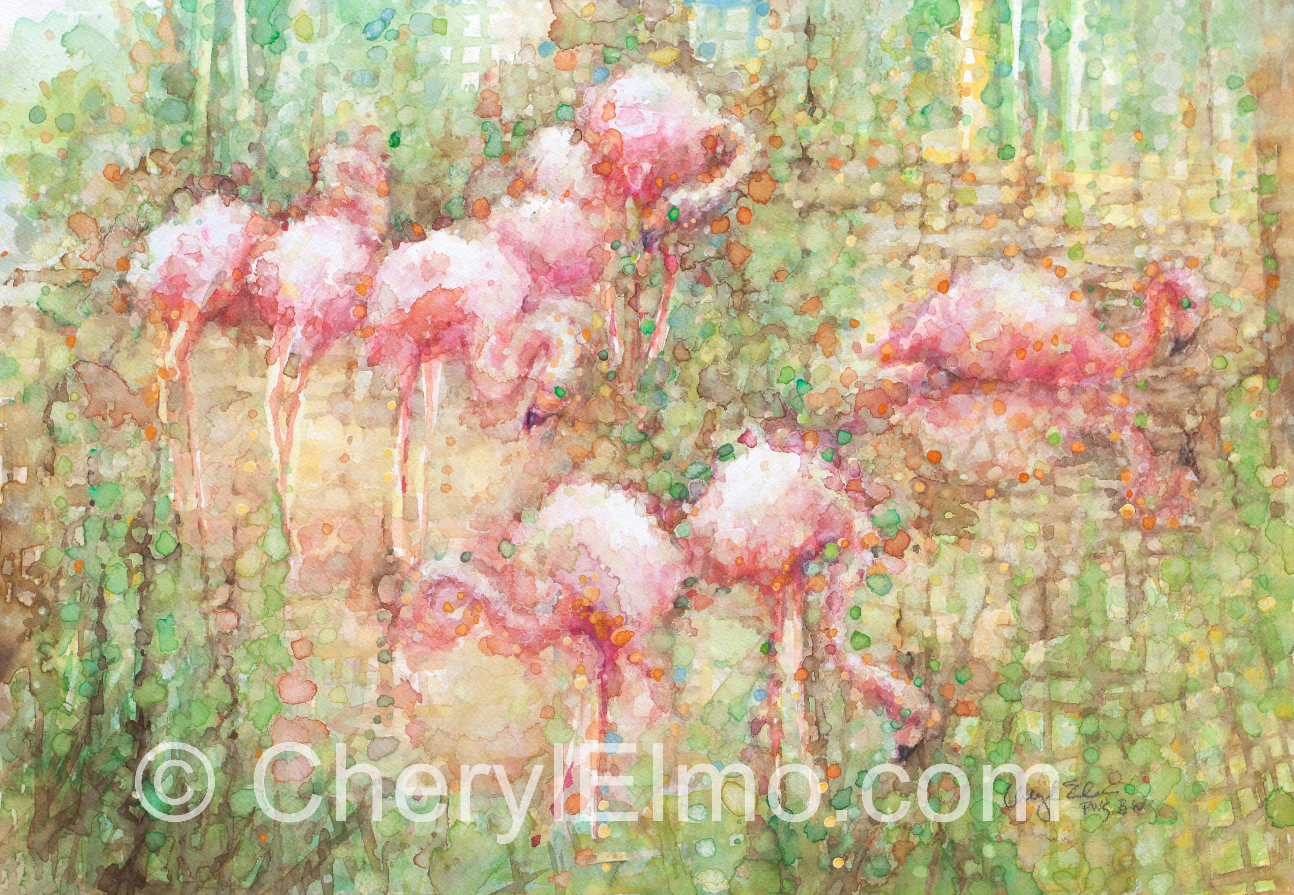 Flamingo Road (SOLD)