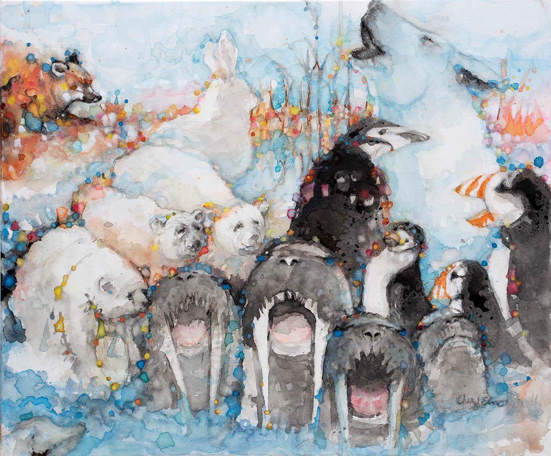 Arctic Antarctic