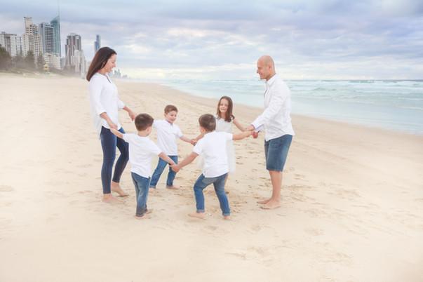 Dr Ces Colagrande - family man
