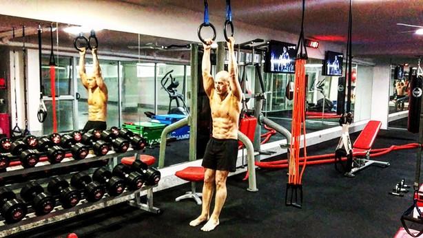 Dr Ces Colagrande - exercise