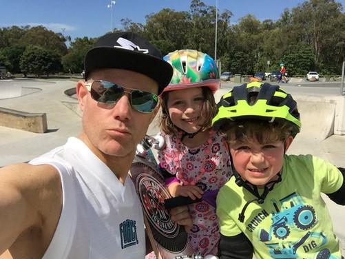 Dr Ces Colagrande - skater kids