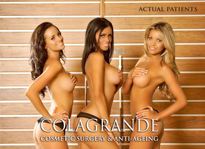 Breast Augmentation by Dr Ces Colagrande