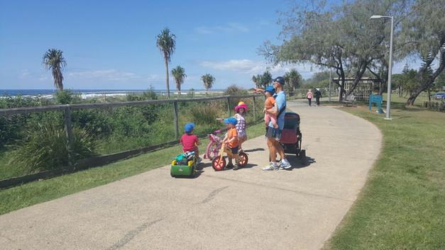 Dr Ces Colagrande - Gold Coast exploring