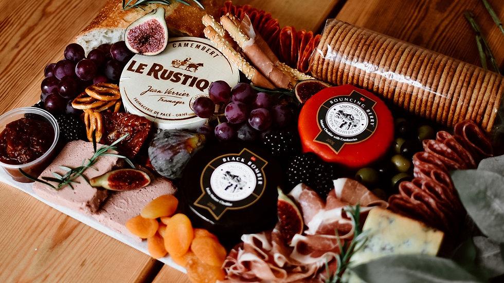 Festive Grazing Platter