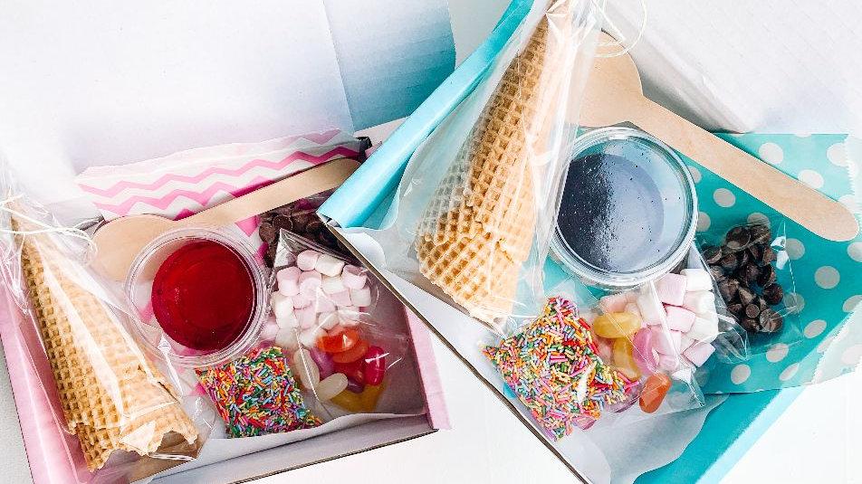 Little Fig Ice Cream Kit