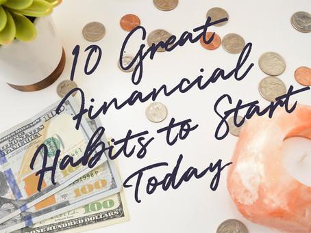 Great Habits Start Here