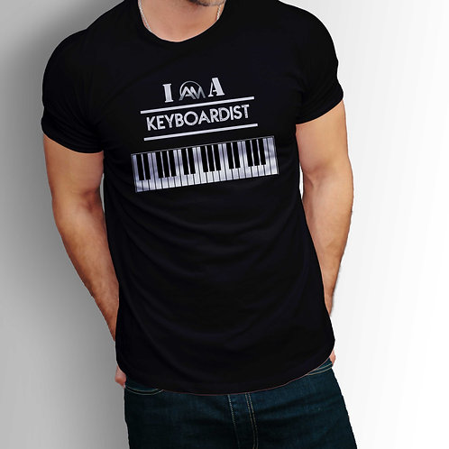 Anointed Musicians Keyboardist T-shirt