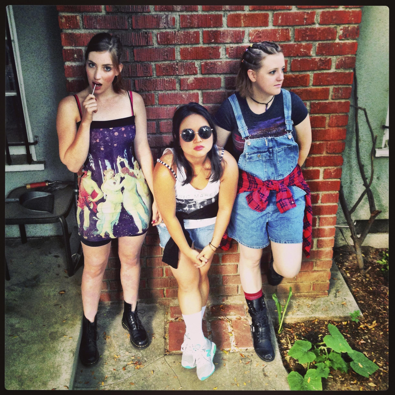 90s Girl Band