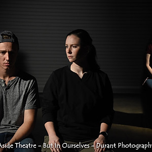 But in Ourselves - Co-Writer/Director/Lighting Des./Movement - Aside Theatre Co.