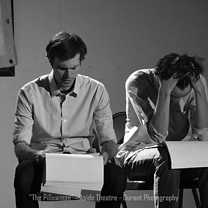 The Pillowman (Staged Reading) - Director - Aside Theatre Company